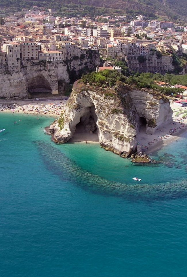 Gallarate movement - ✯ Tropea - Calabria, Italy