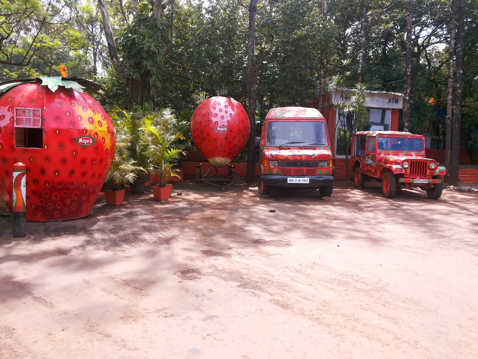 Mapro Garden Mahabaleshwar