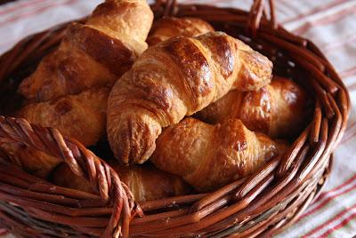 """Croissants and Pain au Chocolat """""""