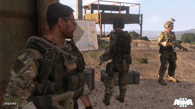 free download ArmA III Preview Full