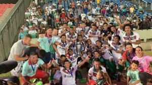 MARANHÃO : Segundona do campeonato maranhense tem um novo campeão