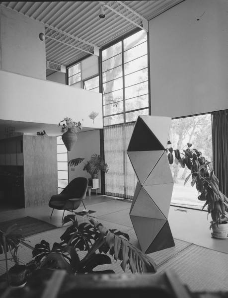 speedboys charles and ray eames the eames house. Black Bedroom Furniture Sets. Home Design Ideas