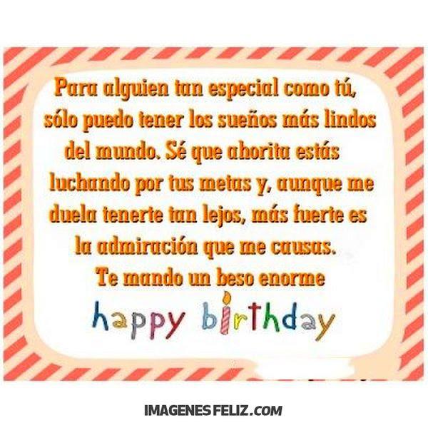 Feliz Cumpleaños Esposo Imágenes Frases Bonitas