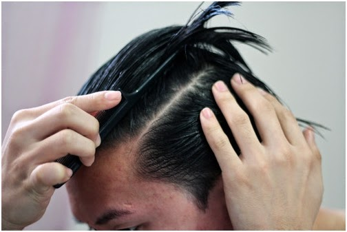 13. Suavecito Barber - Toko Online pompadous
