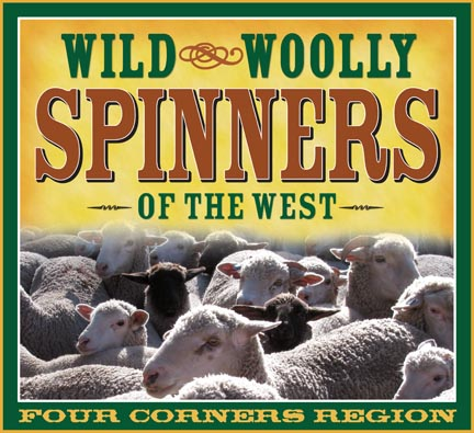 Wild Woolly Spinners of the West
