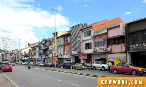 kuching road