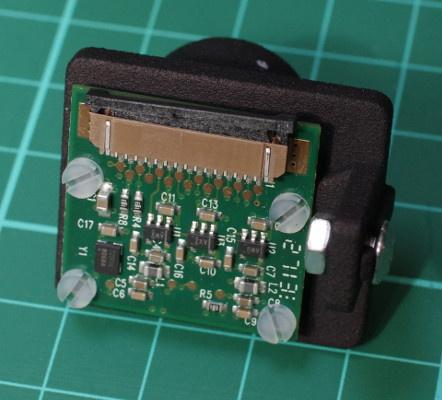 raspberry pi 8mm project