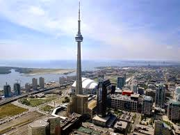 CN Tower Toronto Ontario - Seven Wonders of the Modern World