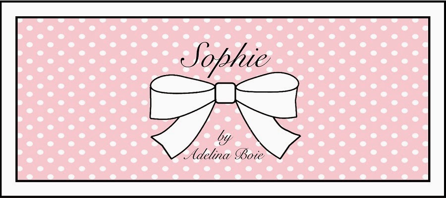 Sophie by Adelina  Boie