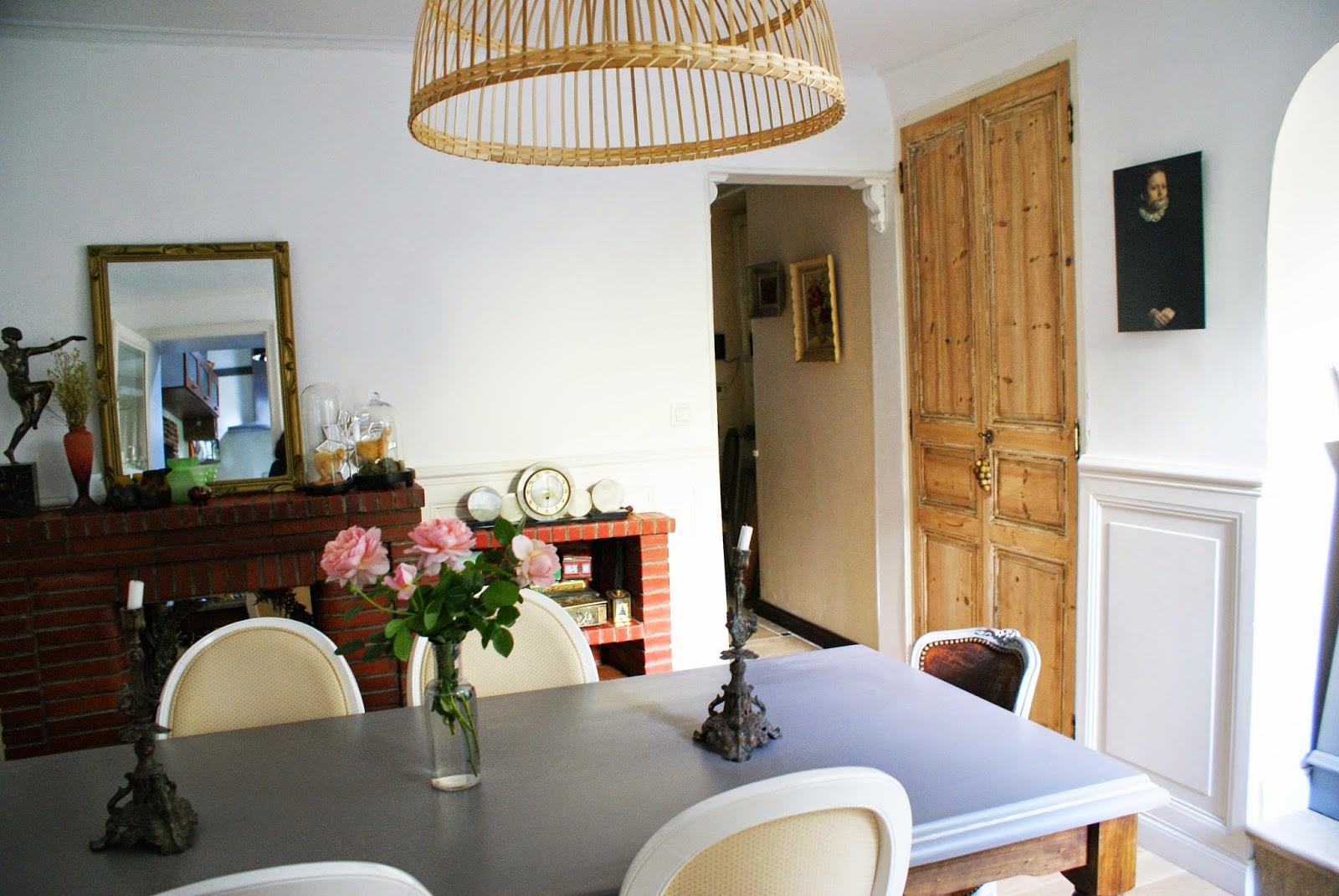 #946837 Le Cabinet D'Alex: Ma Nouvelle Salle à Manger 3857 salle a manger mon corner deco 1600x1071 px @ aertt.com