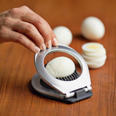 alat dapur unik pemotong telur