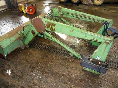 used john deere loader for sale