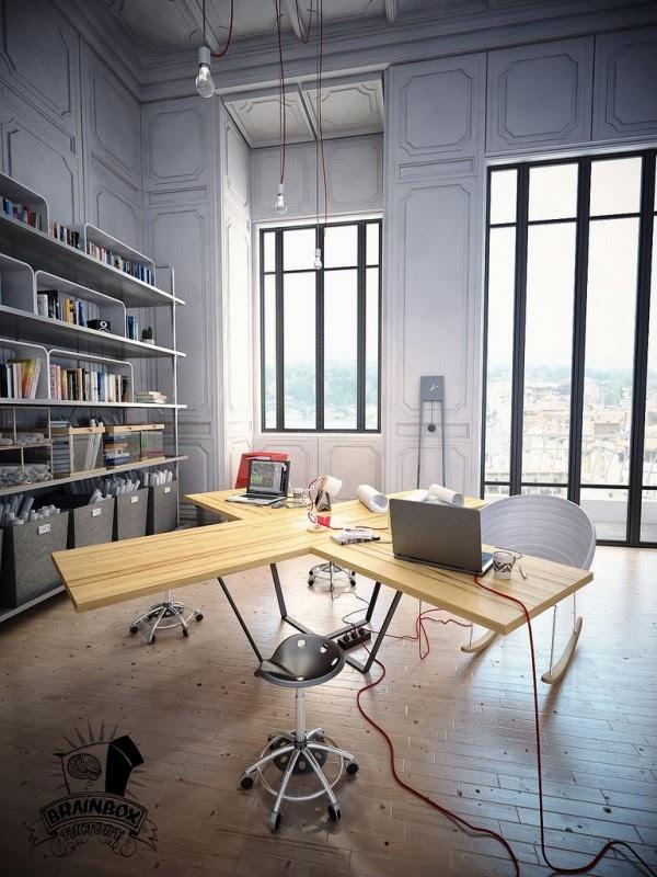 Belle Maison Bureaux Et Espaces De Travail