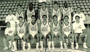 JUVER MURCIA 1987-1988. Primera Div. B