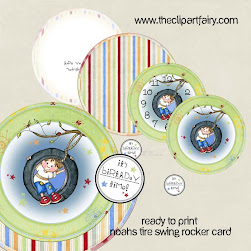 Noah's Tire Swing - RTP Rocker Card
