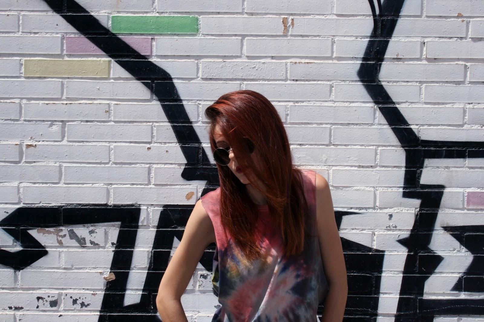 grunge-clothing-outfit-zara-dye-top