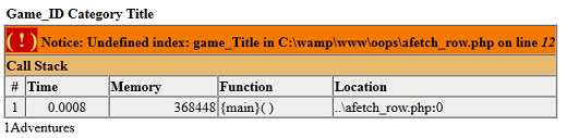 retrieve data from mysql table using mysql_fetch_row in php