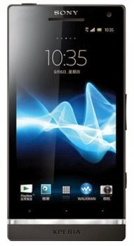 Spesifikasi Dan Harga Sony Xperia SL LT26ii Terbaru 2014