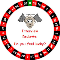 Interview Roulette, I Smell Sheep, image, questions
