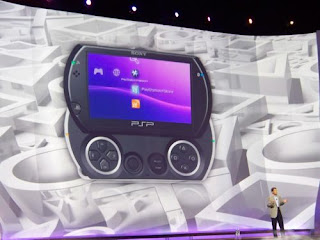 Sony PSP Go! Console