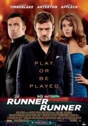 Runner Runner 2013 di Bioskop