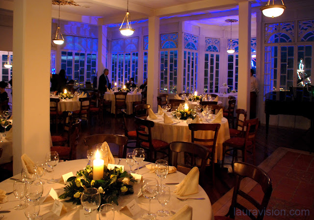 Restaurante santa clara for Academy salon santa clara