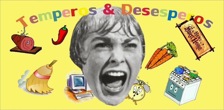 Temperos e Desesperos