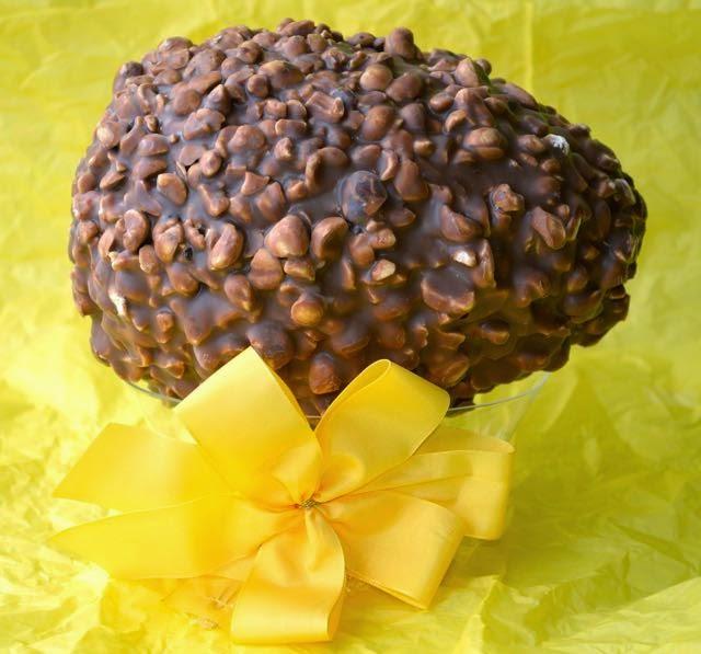 Lindt Master Chocolatier Hazelnut Egg