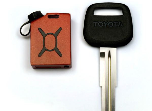 Fuel Key Ring Sized Re Chargeable Phone Charger Spicytec