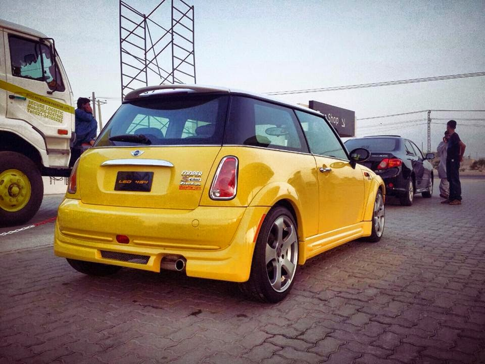 Mini Cooper of Gohar