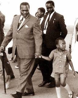 Uhuru Muigai Kenyatta HH