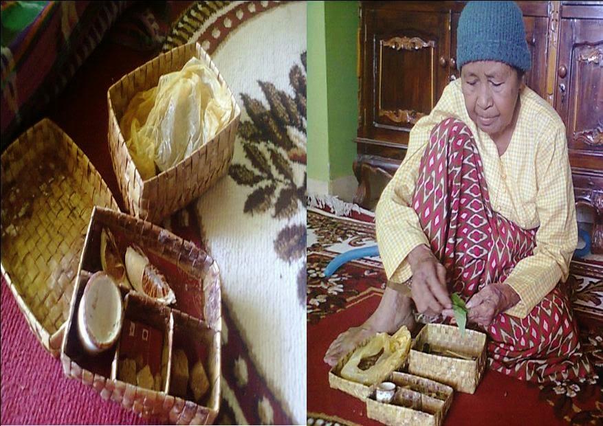 Tradisi Mamaq Suku Sasak Untuk Menguatkan Gigi