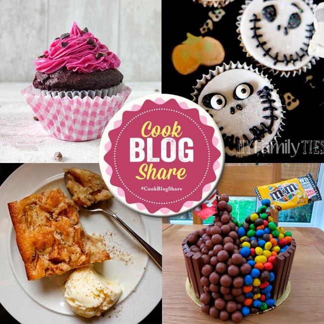 #CookBlogShare roundup