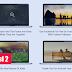 Tampilan Homepage Seperti Layar Laptop dan Tab dengan JavaScript