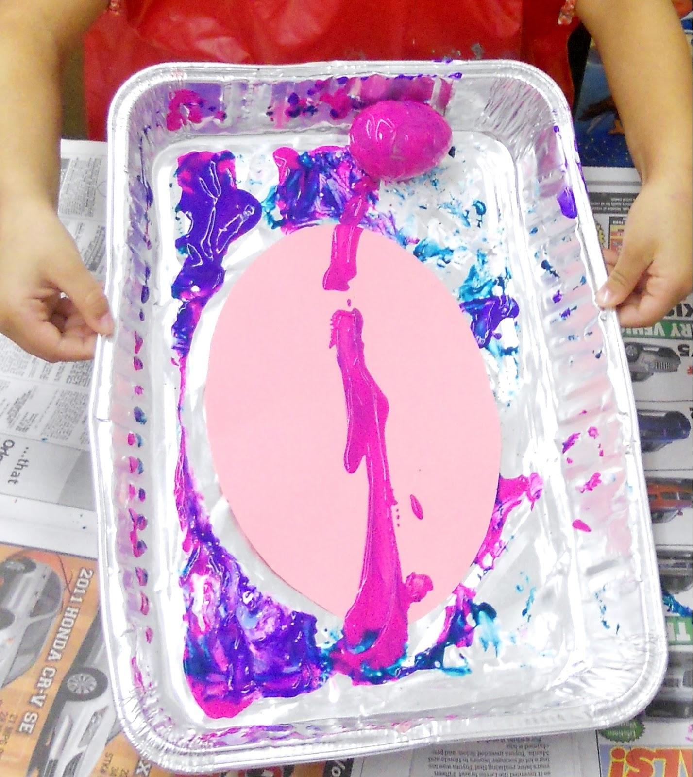 Princesses pies preschool pizzazz 4 easter crafts for for Easter craft for preschool