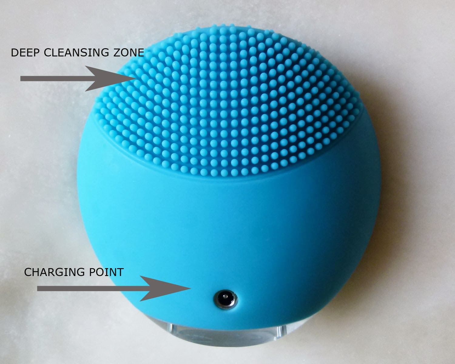foreo luna mini 2 instructions