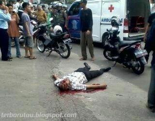 TNI Tembak Sopir di Jalan Raya Cibinong