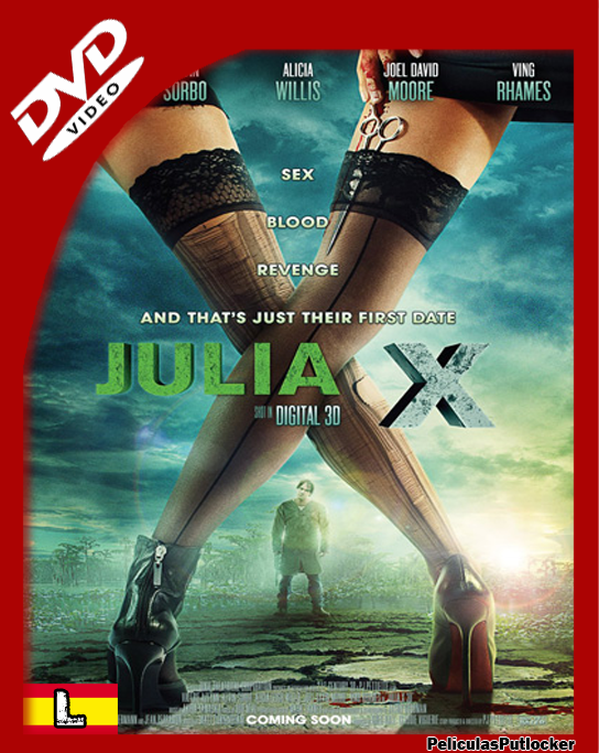 Julia X [DVDRip][Latino][FD-SD-MG]
