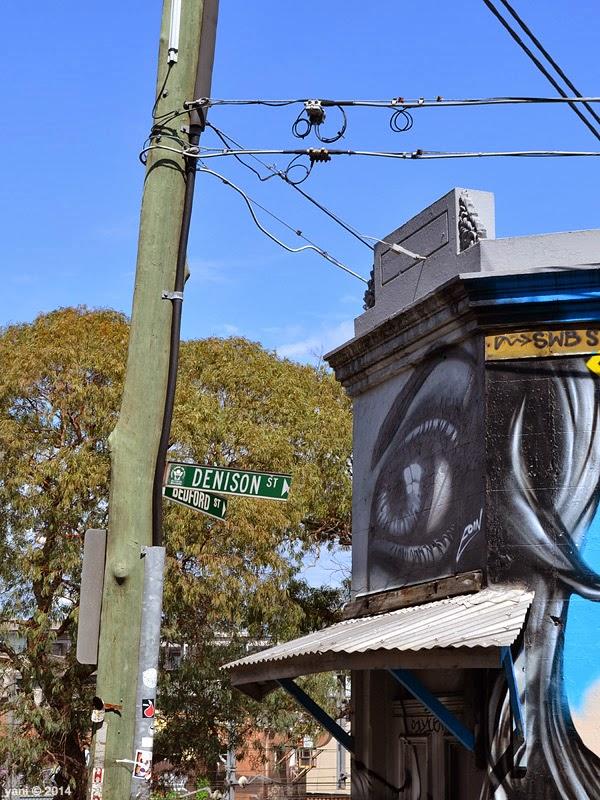 denison street eye