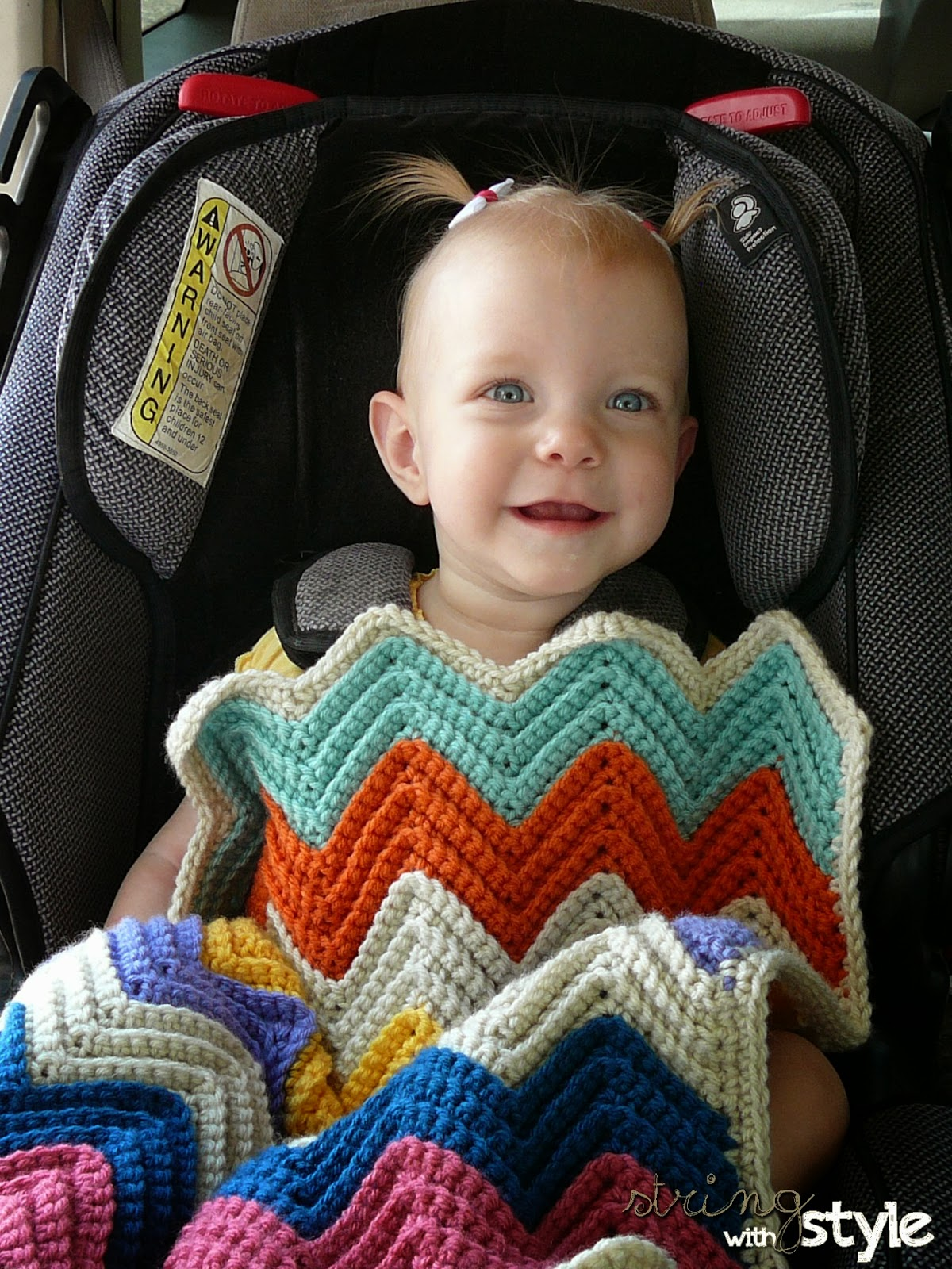 String With Style: Free Crochet Patterns