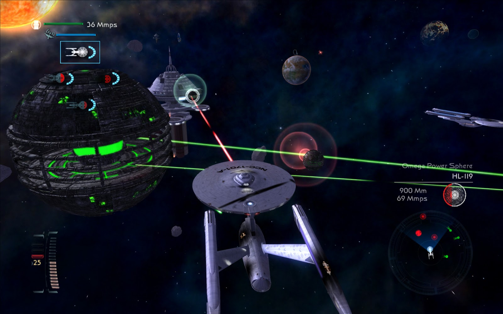 star trek free games
