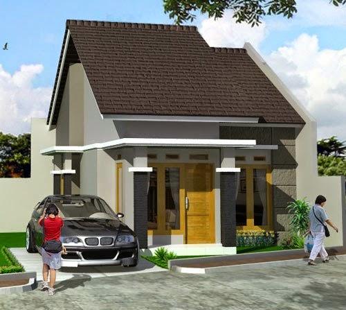 Desain Rumah Idaman Minimalis Satu Lantai