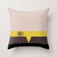 Chief OBrien Star Trek Deep Space Nine Pillow