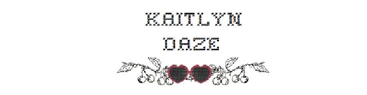 kaitlyn daze