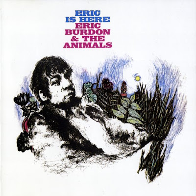 Eric Burdon & The Animals - Eric Is Here 1967 (UK, Psychedelic Blues-Rock)