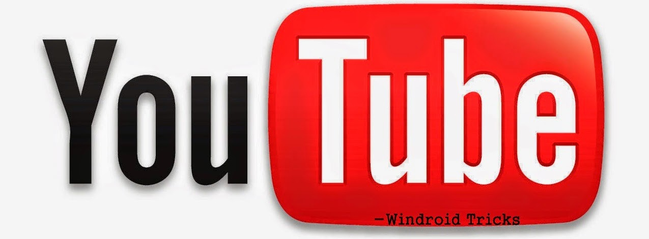 youtube official logo