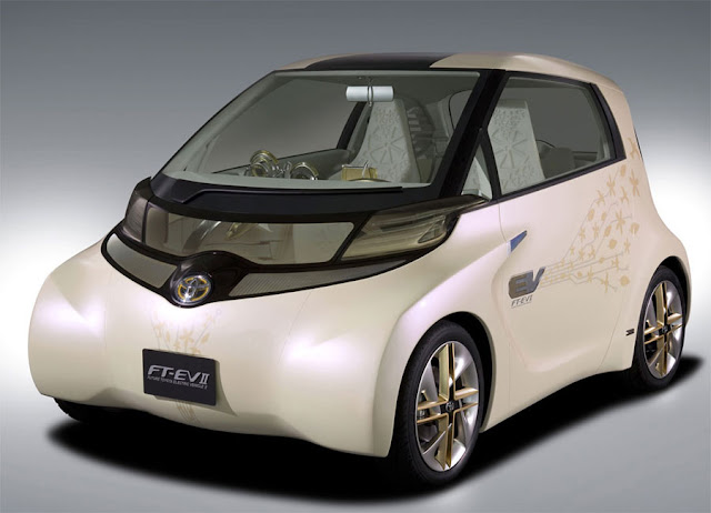 Electric Vehicles in Toyota