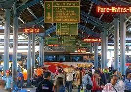 Rute Kampung Inggris Pare Melalui Terminal Bungur Asih di Surabaya