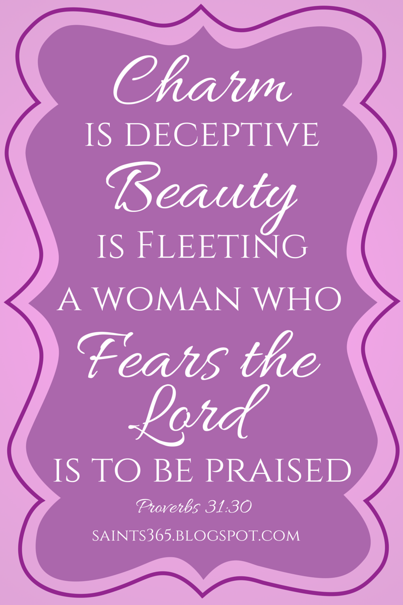 Saints 365 the heroic minute challenge day 11 the proverbs 31 woman