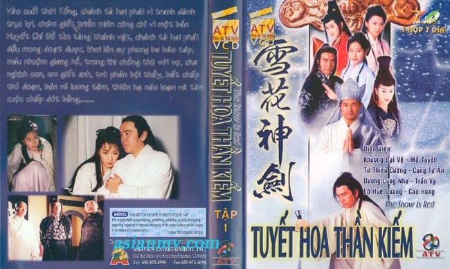 Tuyết Hoa Thần Kiếm – The Snow Is Red ATV 1997 – 40/40 Tập – USLT